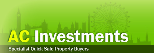 ac investments - quick house sale, London and UK. Cash Buyers